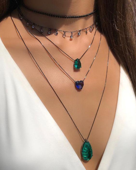 tendencia para joias
