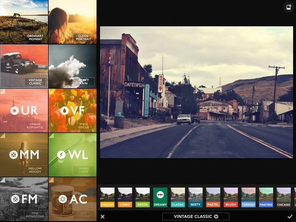 aplicativos para edição de fotos