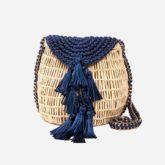 Bolsa Uru marinho/navi blue